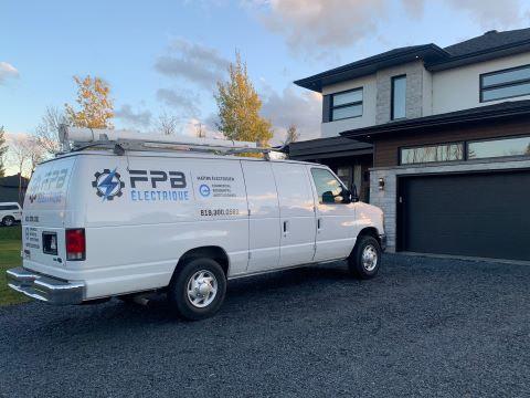 Electricien Sherbrooke entrepreneur en électricité